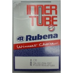 """CAMARA AIRE RUBENA 27.5"""" PRESTA 2.10"""