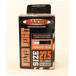 CAMARA MAXXIS WELTER WEIGHT 27.5 SCHRADER