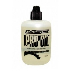 LUBRICANTE MSC PRO OIL 45ML
